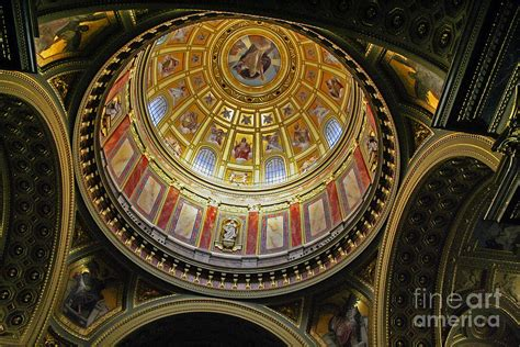 La Cupola Stephen King by Cupola Of St Stephen S Photograph By Elvis Vaughn