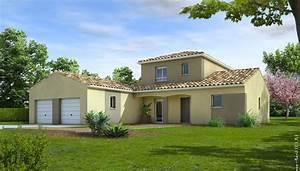 Maison En L Moderne : plan de maison moderne cytise maisons clair logis ~ Melissatoandfro.com Idées de Décoration