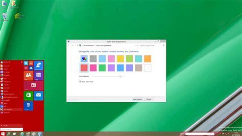 bureau windows windows 10 le flat design doit étre généralisé sur le