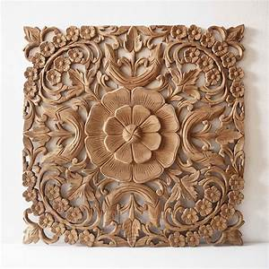 Reliable wooden wall decor panels wood ottoman modern