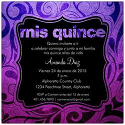 Reply To Baby Shower Invitation by Quinceanera En Tonos Brillantes Paperstyle