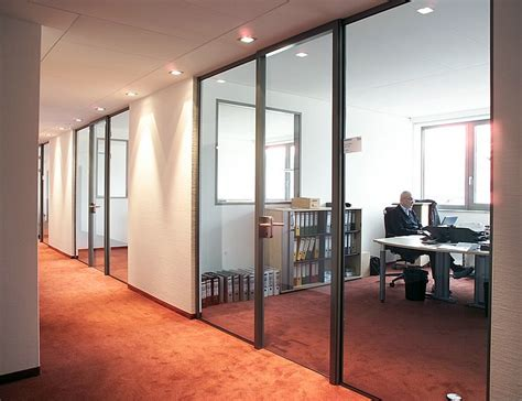 Mit Glaswand by Glastrennwand Gsm Keisinger Trockenbau Innenausbau