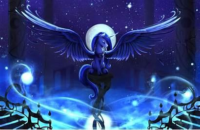 Luna Wallpapers Mlp Princess Deviantart Viwrastupr 4k