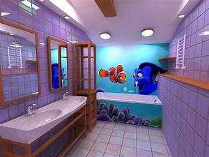 Finding nemo bathroom stuff i love pinterest for Finding nemo bathroom
