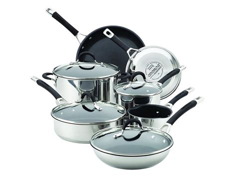 pans pots sets nonstick circulon cookware momentum stainless under steel piece