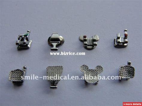 Orthodontic Brackets Metal Bracket