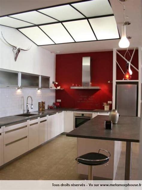 metamorphouse cuisine photos décoration de cuisine américaine ouverte moderne