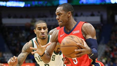 Pelicans' Rajon Rondo given postgame technical foul for ...