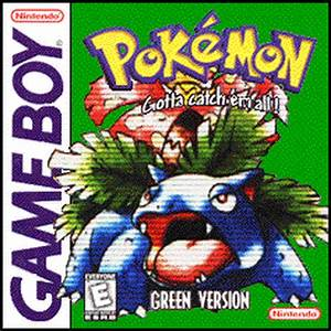 Pokemon Red And Green Images | Pokemon Images