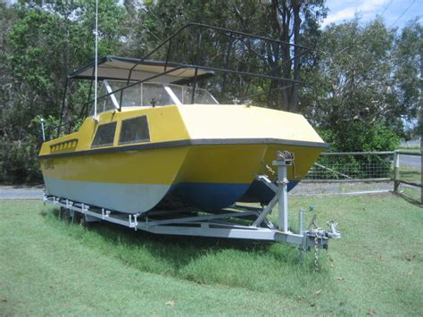 Boats For Sale Hervey Bay by Hydrofield 6 5 Mts Hervey Bay Boats For Sale Used