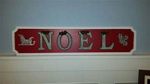 Diy, Christmas, Sign, With, Dollar, General, Letter, Ornaments