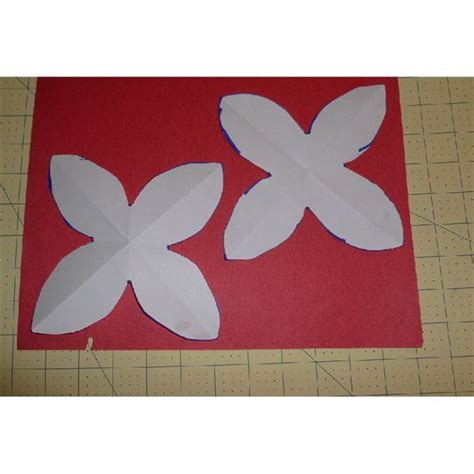 ae templates children poinsettia craft to make in preschool with free