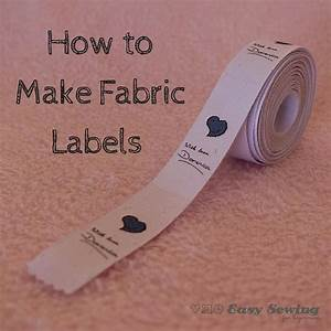 how to make fabric labels at home by domenica t craftsy With how to get clothing labels made