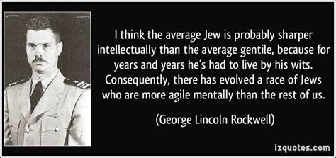 average jew   sharper intellectually