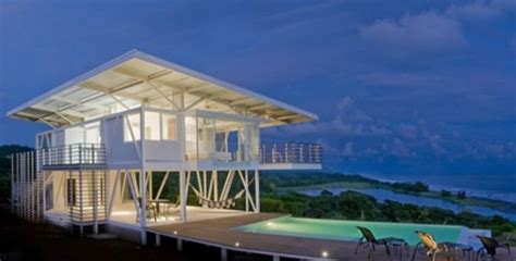 Eco Friendly Beach House
