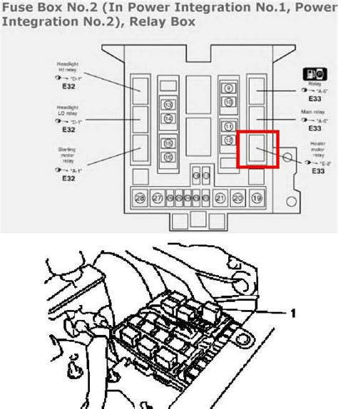 2006 Suzuki Grand Vitara Fuse Box Diagram by I A 2006 Vitara And It Wont Or Cold Air