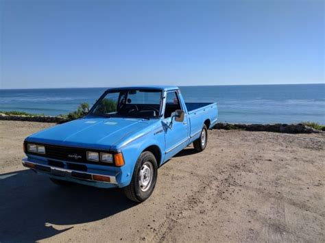 Datsun 720 For Sale by 1980 Datsun 720 Longbed For Sale Photos Technical