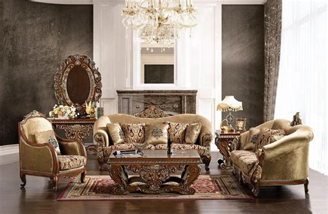 Luxurious Sofa Sets by Luxurious Traditional Style Formal Living Room Furniture
