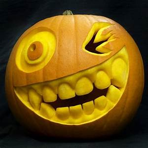Funny, Scary, Weird, and Just Plain Wrong Pumpkin Carvings ...
