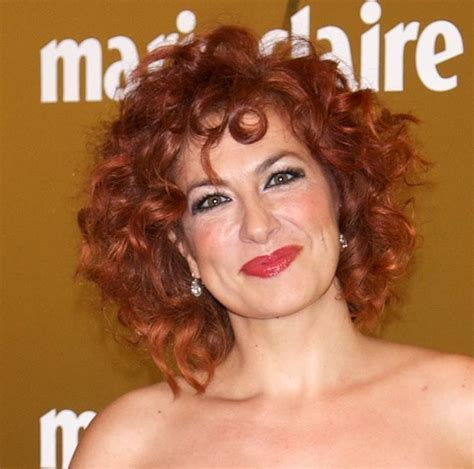 Pilar Jurado Short Red Curly Hair ? Cool Curly Hair