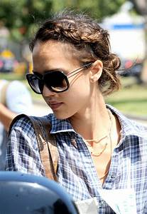It's Braid Week! Check Out Jessica Alba's Cool, Casual ...