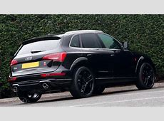 2014 Audi Q5 Brilliant Black By Kahn Design Picture