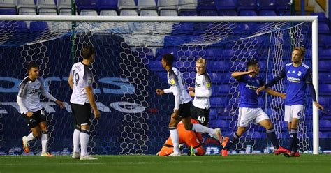 Birmingham 1-3 Derby County: report and live reaction as ...