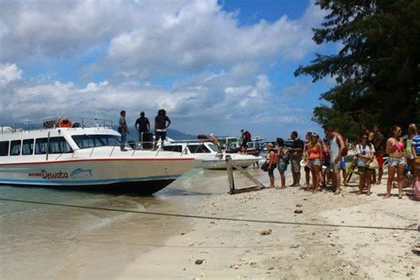 Ferry Gili T To Lombok by Tip Getting From Bali To Gili Trawangan Via Fast Boat