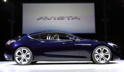 buick two seater sports car buick stuns auto world with avista sports coupe concept