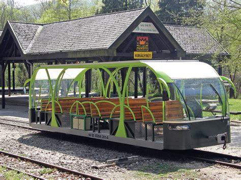 clean energy transport  solar powered electric railcar