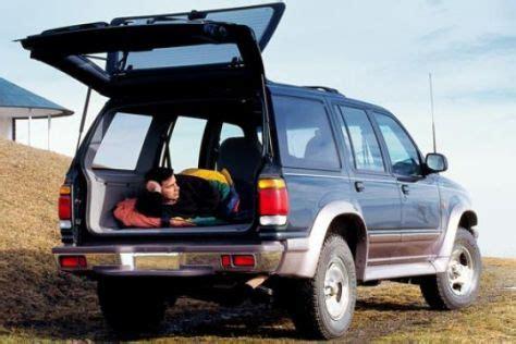 gebrauchtwagen test ford explorer   autobildde