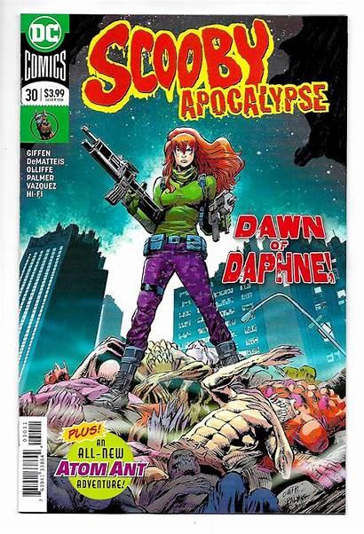 Apocalypse Dc Scooby Nm Comics Imagine Comic