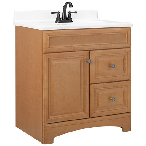 30 Inch Bathroom Vanity Home Depot by American Classics Cambria Harvest Vanity 30 Inch Wide