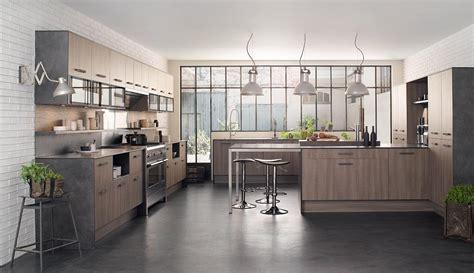 cuisine en longueur ouverte cuisine en longueur ouverte galerie et des grands idaes