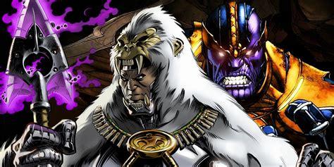 black panther villain returning  avengers  screen rant