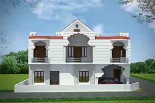 duplex house plans duplex floor plans ghar planner - Home Design Gallery Sunnyvale