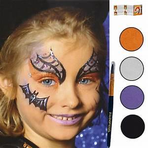 Maquillage Halloween Enfant Facile : maquillage enfant maquillage sorci re halloween ~ Nature-et-papiers.com Idées de Décoration