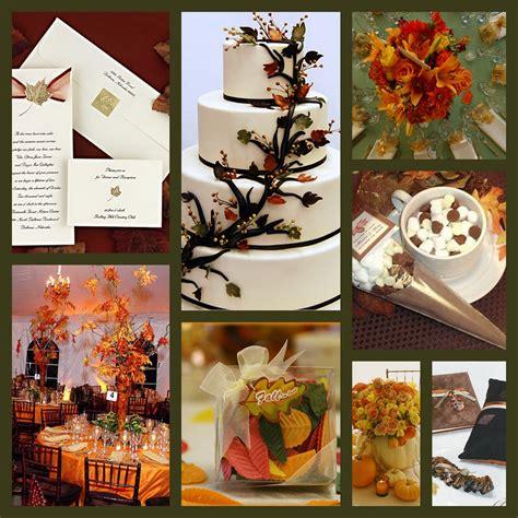 Premier Bride Magazine Texas Wedding Theme Autumn