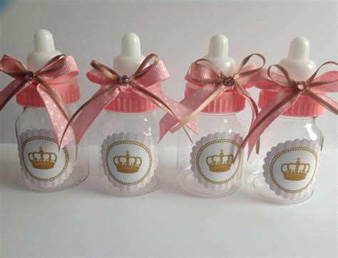 12 Small 35 Little Princess Baby Shower Favors Pink