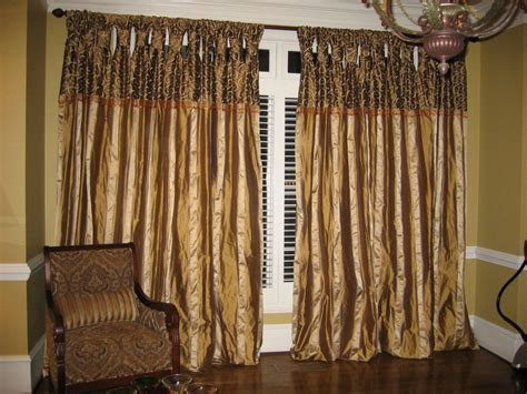 Curtains Stunning Sears Curtain Rods To Add Flair Your