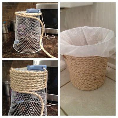 1000 trash can ideas on pinterest bathroom trash cans