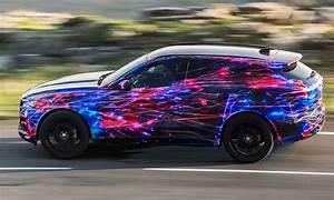 Nouveau 4x4 Jaguar : jaguar pr sente son nouveau suv et bat un record mondial ~ Gottalentnigeria.com Avis de Voitures
