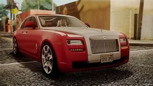 Rolls-Royce Ghost v1 for GTA San Andreas