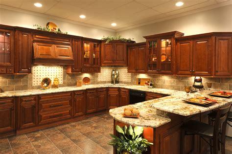 cherry glazed kitchen cabinets rta kitchen cabinets