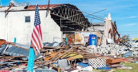 Photos- Hurricane Michael Slams Florida