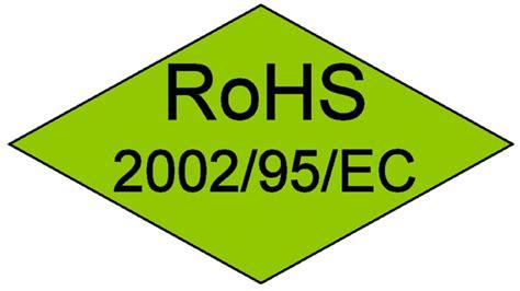 Restriction On Hazardous Substances (rohs