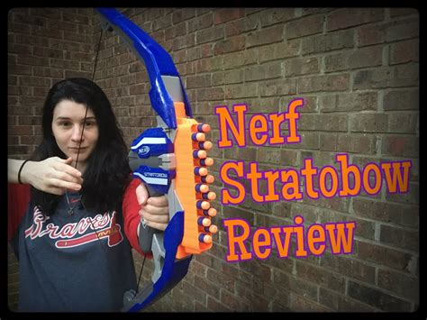 honest review nerf elite stratobow unboxing and