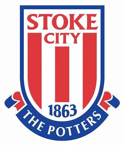 Football Stoke Club Fc Badge Soccer Team