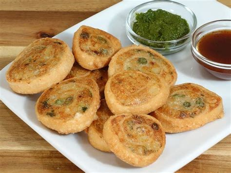 indian cuisine recipes with pictures samosa pinwheels manjula 39 s kitchen indian vegetarian