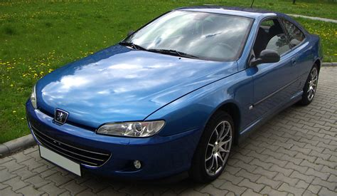 Peugeot 406 Coupe by Peugeot 406 Coupe 7149081333 Oficjalne Archiwum Allegro